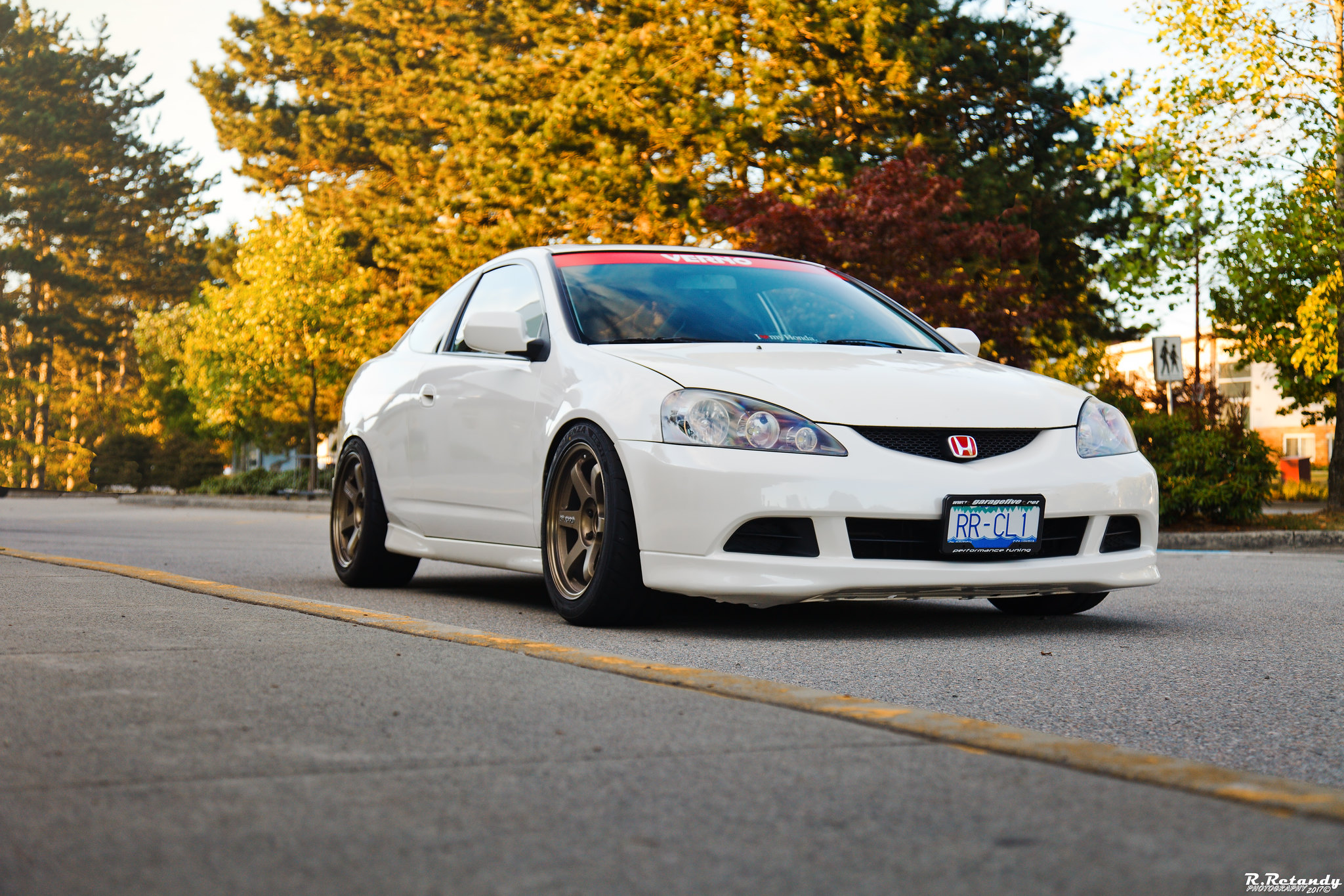 Ronald Type R Project Dc5 Integra Type S V2 0 Club Rsx