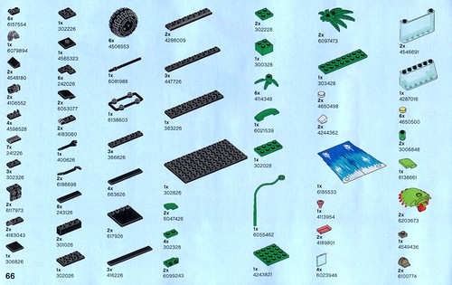 LEGO City Jungle 60160 Jungle Mobile Lab 06