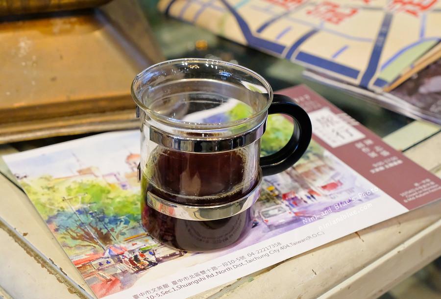 黝脈咖啡.台中咖啡17