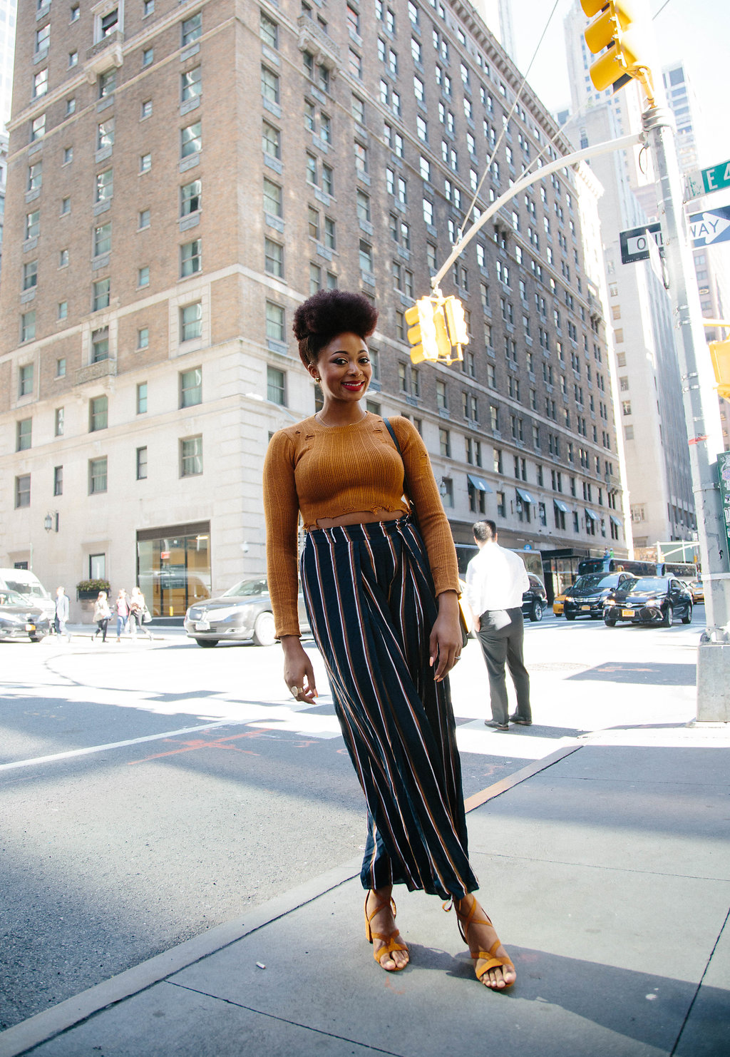 how to style oversized pants