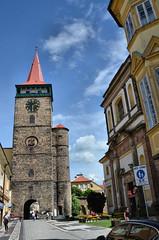 Jičín, Valdice Gate