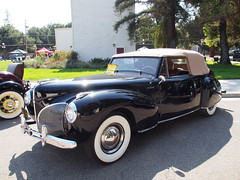 1941 Lincoln Continental Cabriolet '58 J 737' 1
