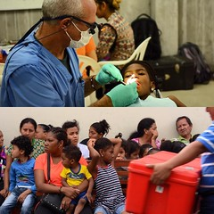 We're packing supplies this week and preparing for the next #medicalmission trip to Ecuador. Here is a #throwbackthursday to the last trip. If you are interested in our Go Local, Go Global serve team visit http://ift.tt/2xB4ZjF