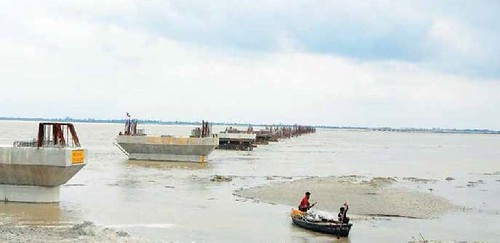 The Indo-Bangladesh Water Conflict Sharing the Ganga