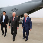 Secretary Tillerson traveled to Beijing September 28 – October 1 to meet with senior Chinese leaders. Secretary Tillerson discussed a range of issues, including the President's planned travel to the region, the denuclearization of the Korean Peninsula, and trade and investment.