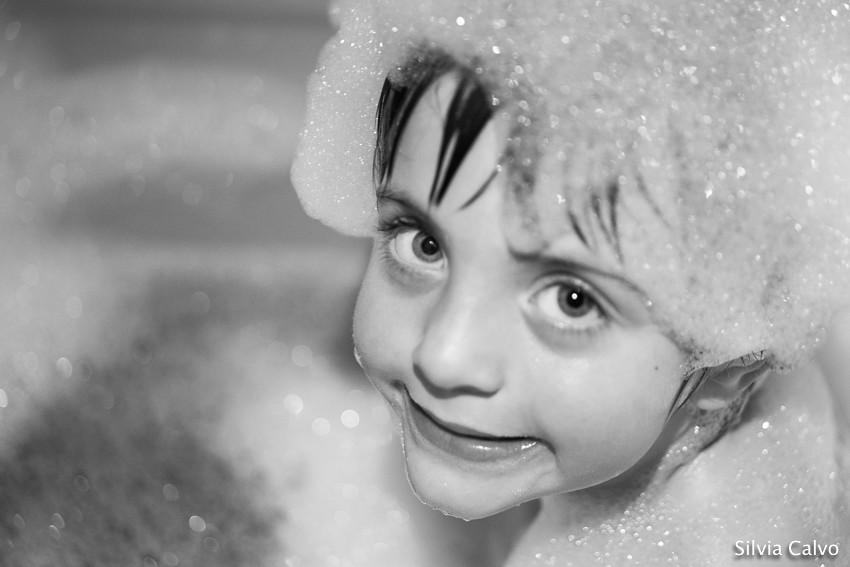 Espuma de baño