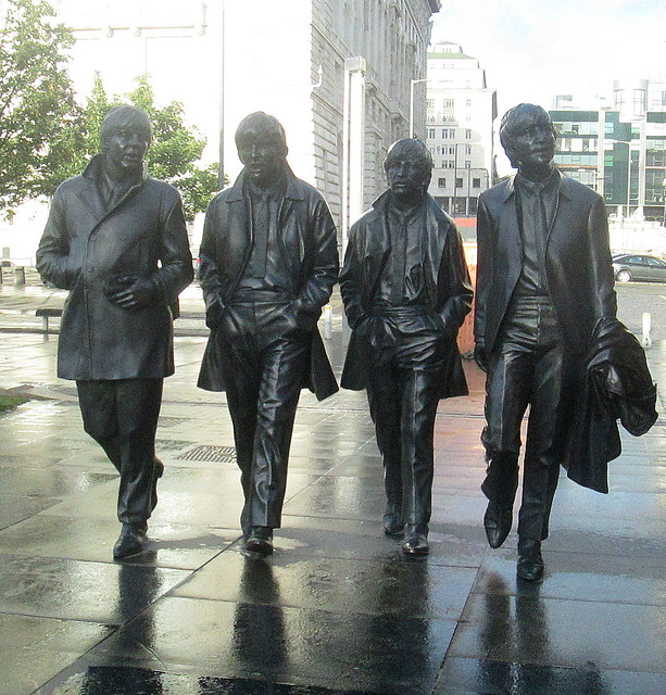 Four Liverpool Lads
