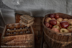 Apples and Eggs for sale