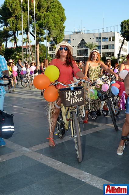 Alanya süslü bisiklet turu -3