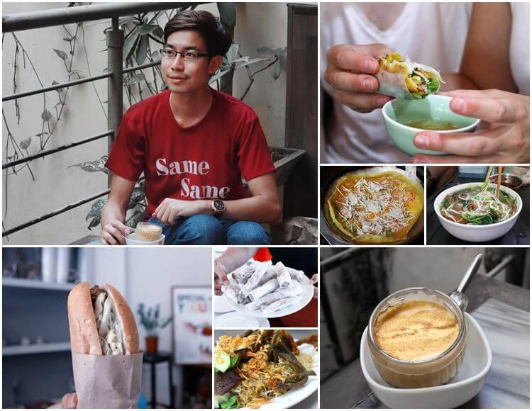 Hanoi foods