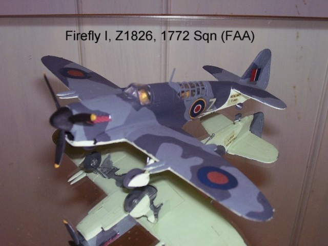 Frog/Novo 1/72 Fairey Firefly (F257/78125) - - The Airfix ...
