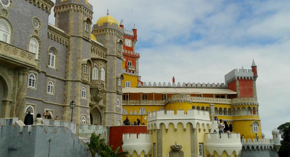 Ontdek de paleizen van Sintra, vanuit Lissabon | Mooistestedentrips.nl