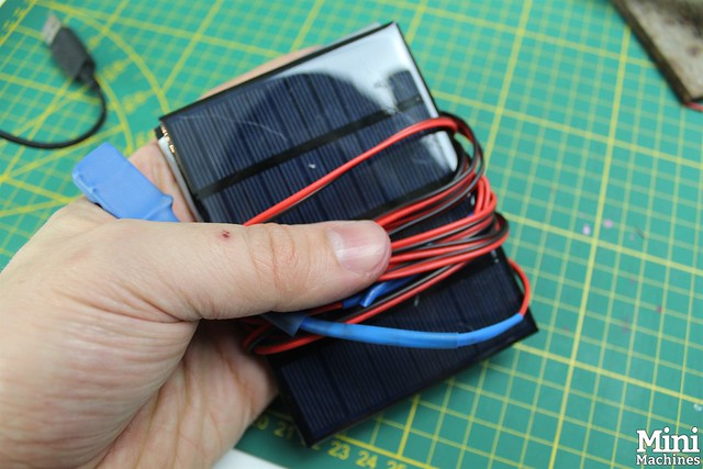 Construire un panneau solaire à 5€ - 077