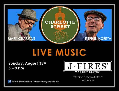 Charlotte Street 8-13-17