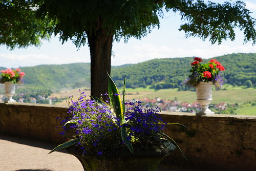 Gärten der Dornburger Schlösser