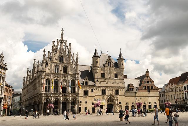 Stadhuis van Mechelen