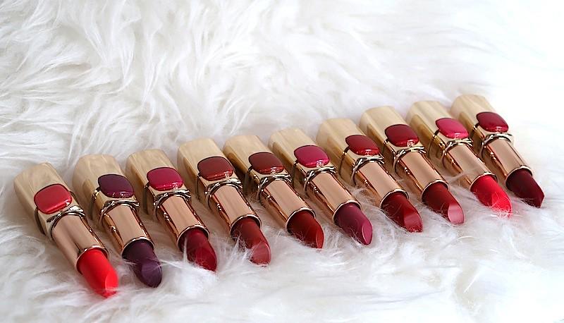 L'Oreal Color Riche Moist Lipsticks 2