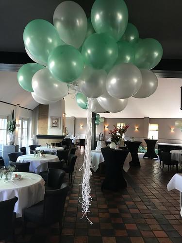 Heliumballonnen De Schelvenaer Krimpen aan den IJssel