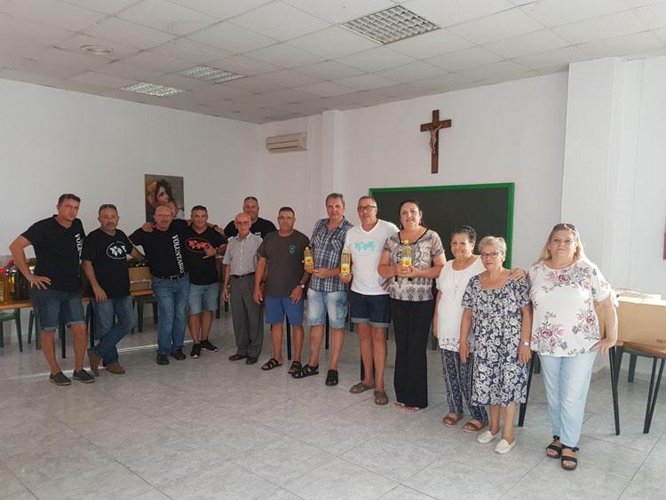 Miembros de Coordinadora Solidaria en las diferentes campañas realizadas (1)1