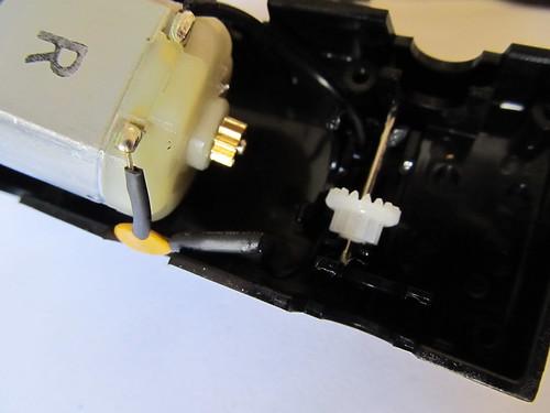 Dettaglio del termistore