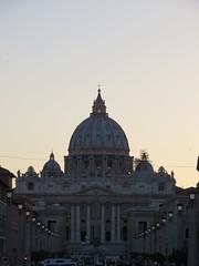 St. Peter (dusk)