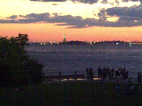 Macbeth NY Classical Theatre Brooklyn Bridge Park sunset-20170823-06224