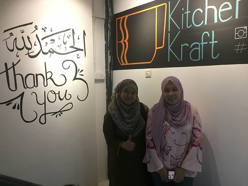Lunch @ Kitchen Kraft