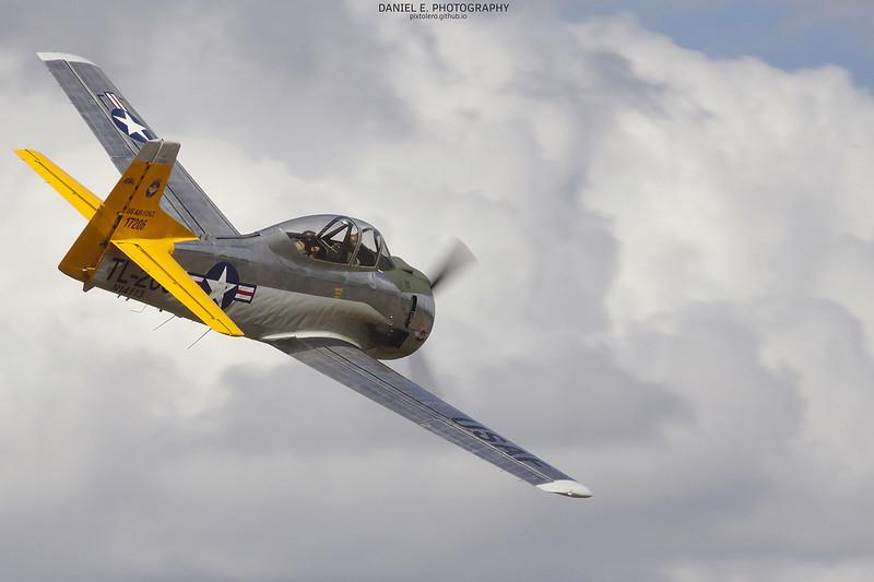 North American T-28 (N14113)