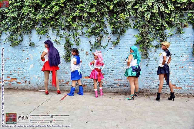 Sesión fotográfica Sailor Moon 04