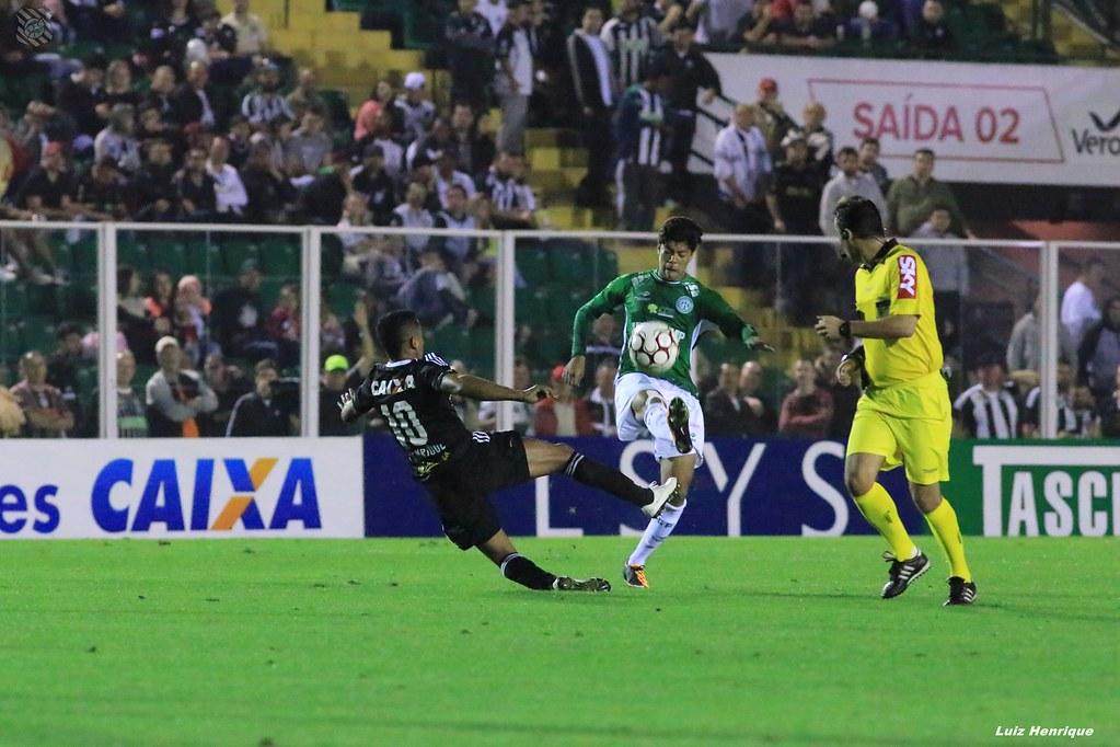 Figueirense 2 x 1 Guarani