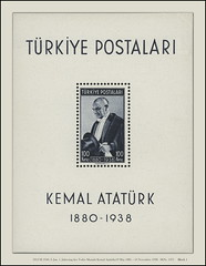 Stamps Turkey Turska