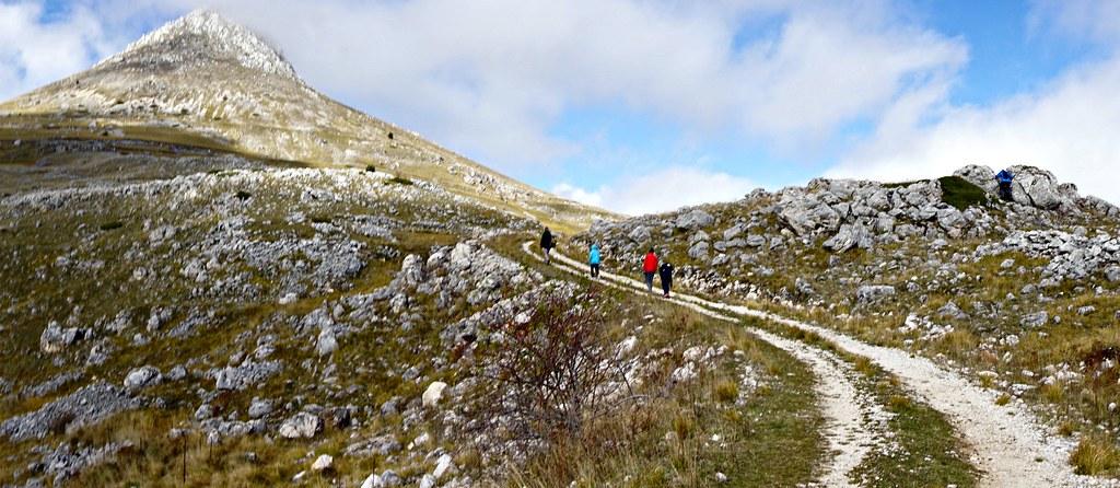 Vaeltamassa Abruzzossa