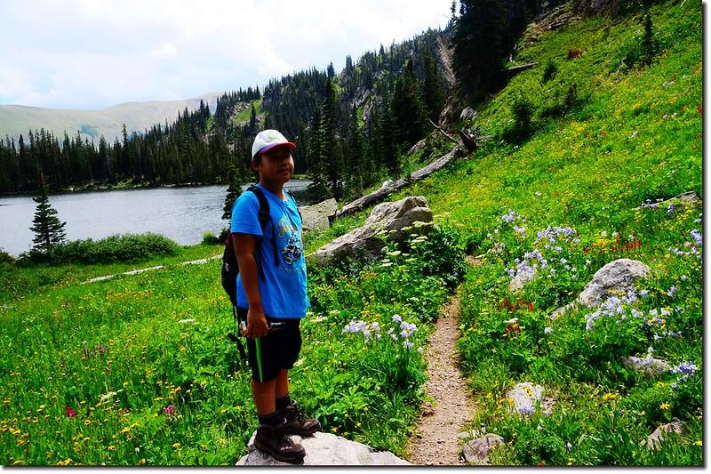 North Crater Lake 4