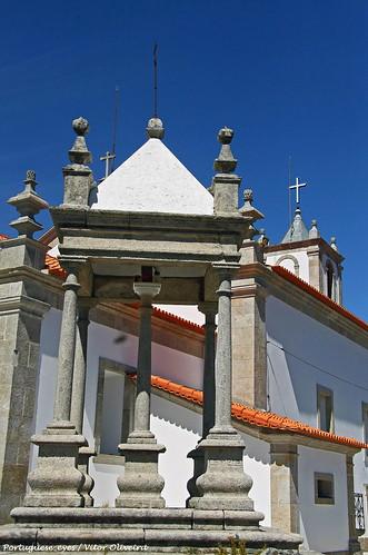 Igreja Matriz de Campia - Portugal 🇵🇹