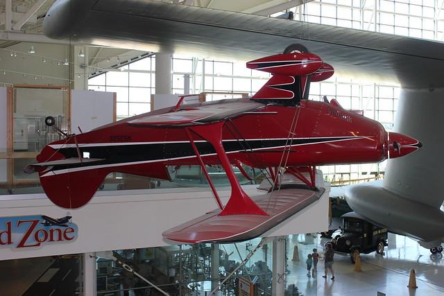 Pitts S-2B N5352E