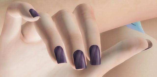 purple nailed it