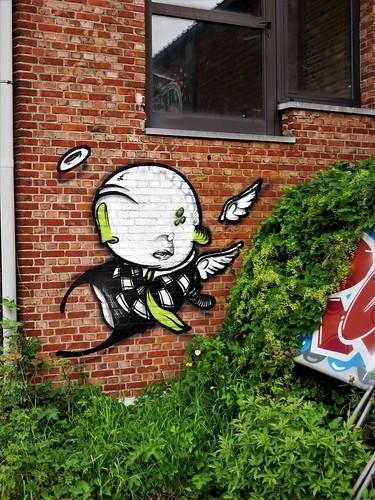B-Art / Hasselt - 11 aug 2017