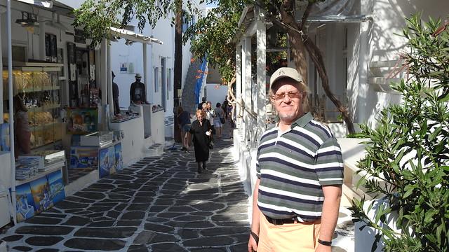 September 3 Sunday (Mykonos)
