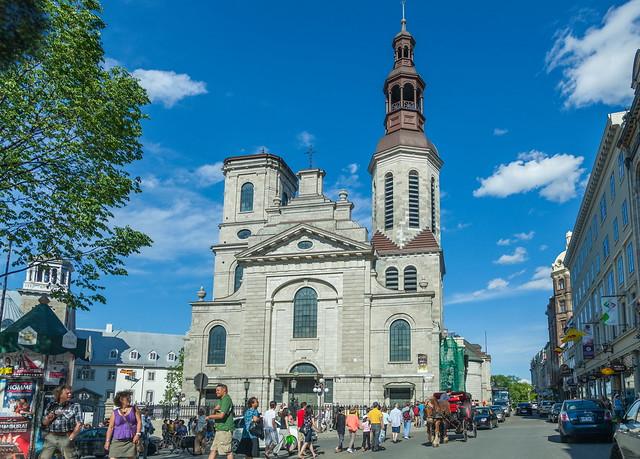 Basílica Notre-Dame de Quebec  (Explore Ago-11-2017)
