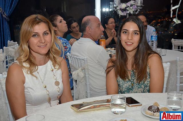 Emine Ersoy, Nehir Ersoy