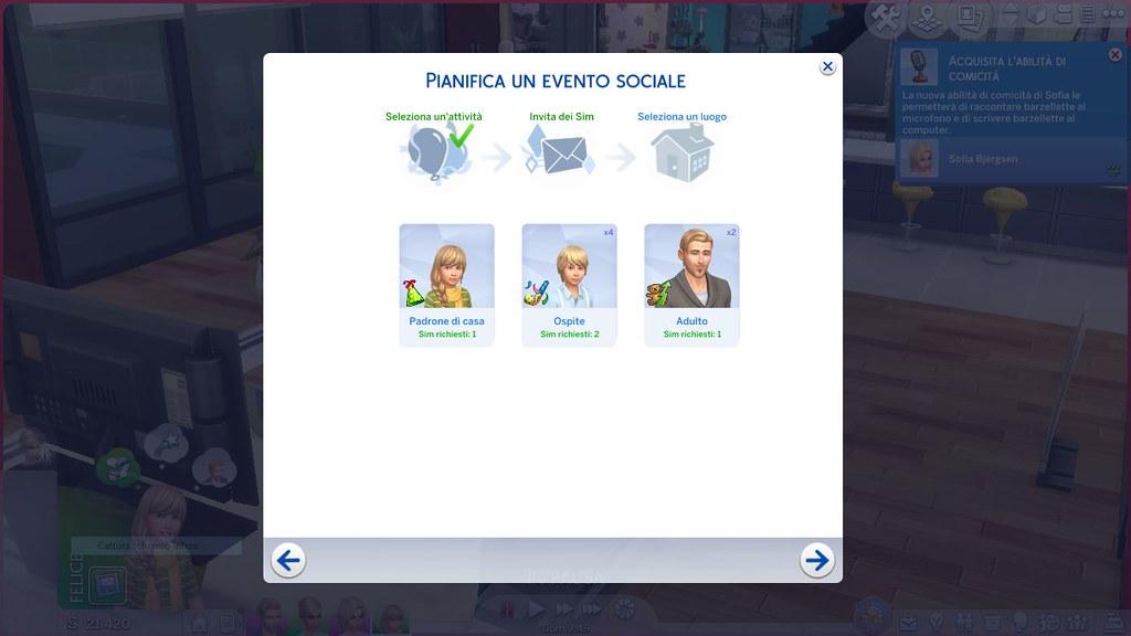 The Sims 4 - Organizza pigiama party con la mod di brittpinkiesims