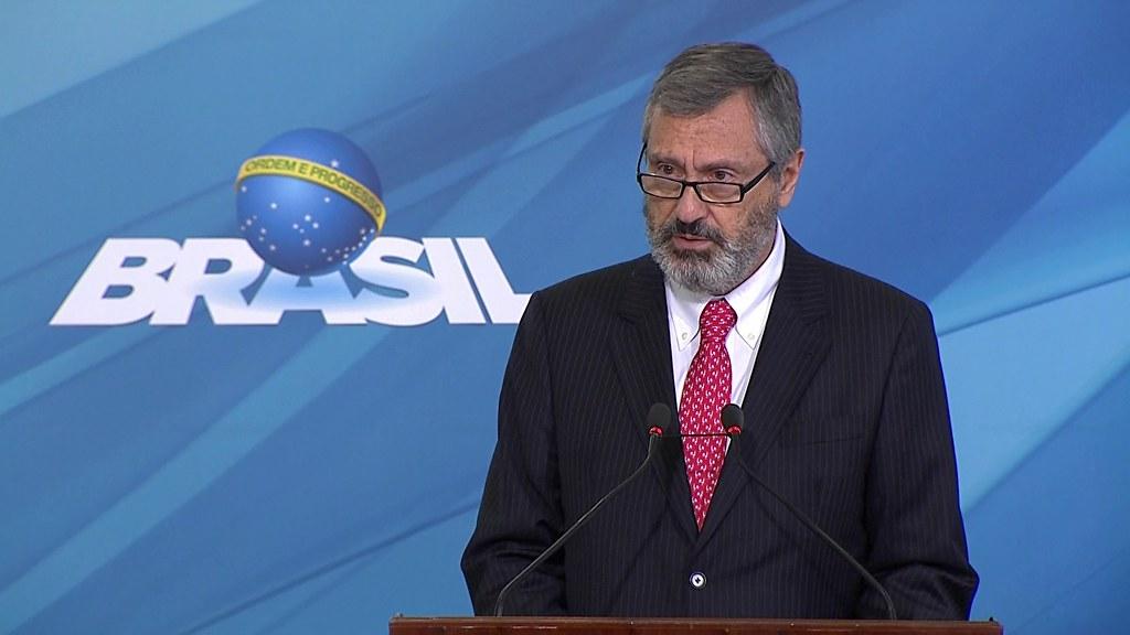Ministro da Justiça e nº 1 da PF aterrissam nesta semana no Pará, Torquato Jardim, ministro