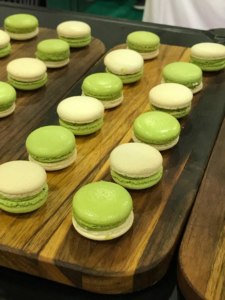 Macarons from Épicerie Boulud