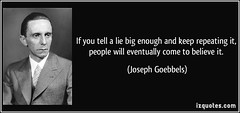 Israel 911 Netanyahu Goebbels