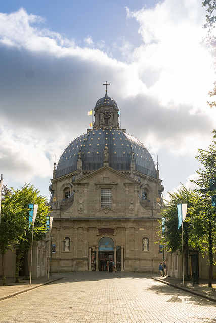 Basiliek van Onze-Lieve-Vrouw van Scherpenheuvel