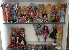 My other dolls