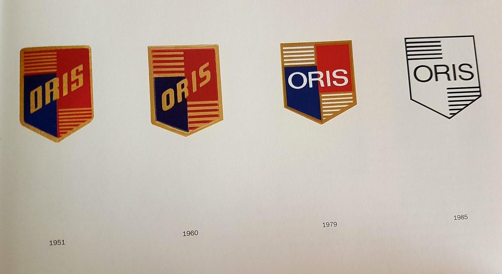 Oris logos 51-85