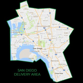 delivery area san diego smaller august w words