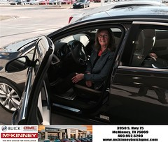 #HappyBirthday to Jenny from Aaron Garner at McKinney Buick GMC!