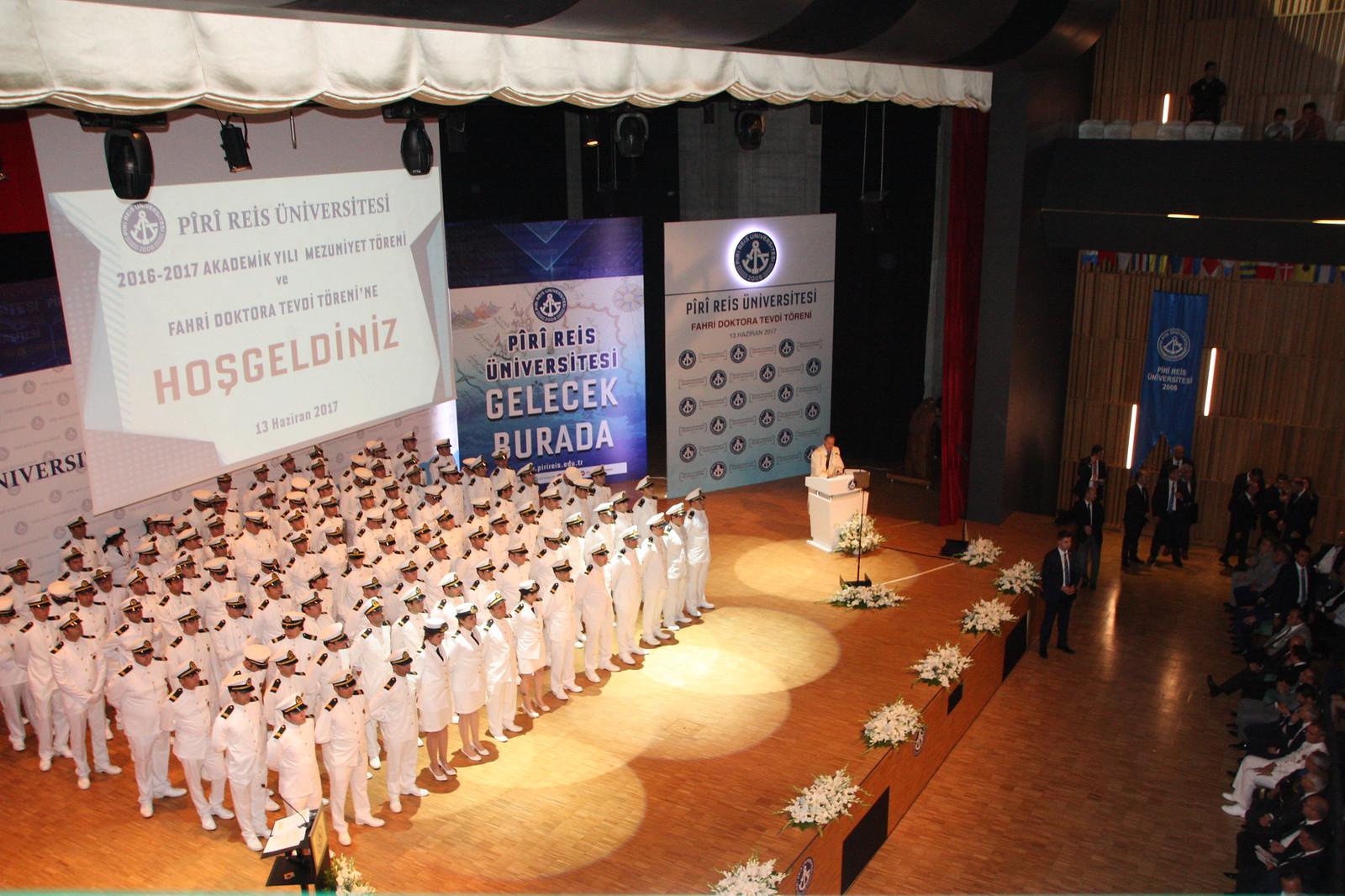 PRU 2017 Mezuniyet Töreni 1. Gün 13 Haziran 2017